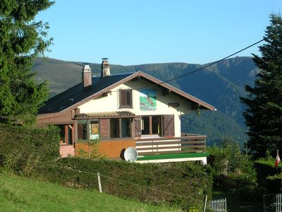 Photo for Cottage in a chalet in the valley of Munster between Alsace and Vosges.