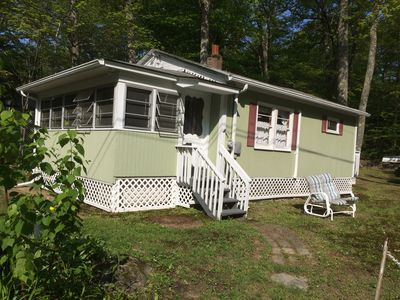 Photo for Lake Sunapee Awaits You.  Air Conditioning is a plus for your stay!!!