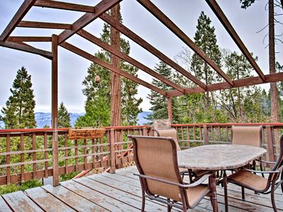 Photo for NEW! Peaceful Mtn Retreat ~9 Miles to Shaver Lake