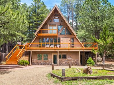 Photo for New Listing!  Extraordinary, Memorable, Chalet Home (Sleeps 14)  Prime Location!