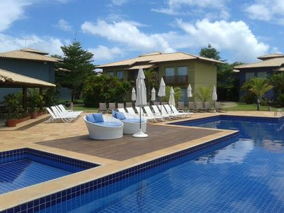 Photo for Comfortable Village in Itacimirim. (Quinta das Lagoas Residence)