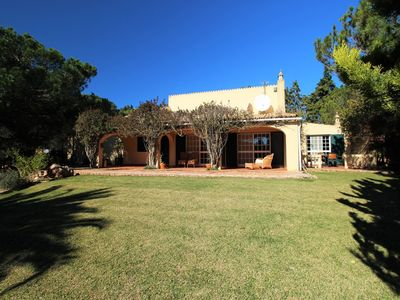 Photo for Family friendly villa set in beautiful  secluded landscaped gardens