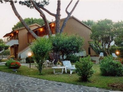 Photo for MAREMMA - TUSCANY-apartment -4 rooms for 2/5 people with garden