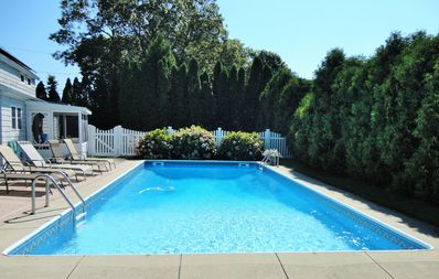 16'x36' Private Pool. Great for laps.