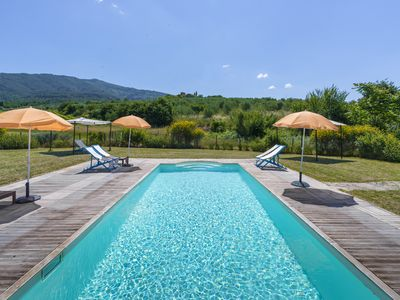 Photo for Leaf Tonda Plus, apartment in country house near Florence