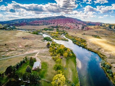 Lodging On The North Platte River