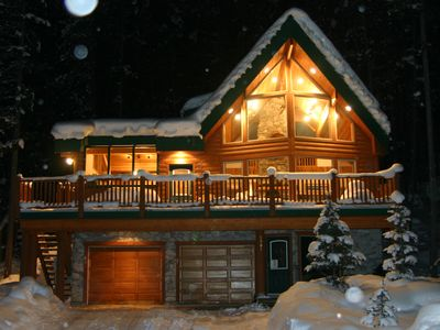 Photo for On Mountain Ski Home/Chalet - Across the Street From Greywolf Golf Course