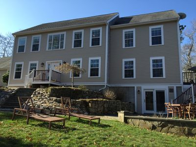 Photo for 5 Bedrooms plus finished walk-out basement/bunk Room; Waterfront/ Waterview