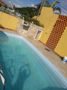 Photo for House with Pool Martim de Sá beach in Caraguatatuba 04 bedrooms