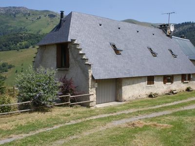 Photo for Authentic barn in the heart of the Pyrenees