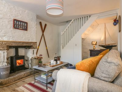 Photo for HARBOUR RETREAT, pet friendly in Mevagissey, Ref 971360