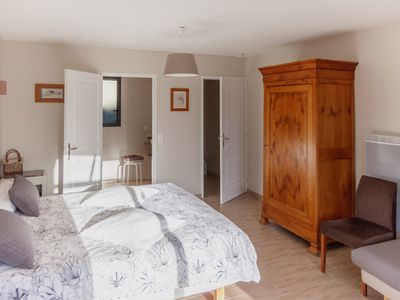 Photo for Bed and breakfast MARAIS 15 minutes from the beaches of Vendée, 1 hour from Puy du Fou, Noirmoutier