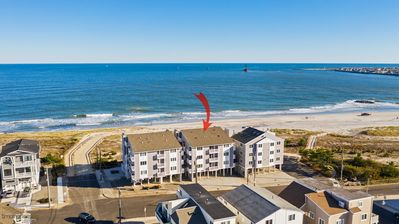 Photo for Amazing ocean views and a spectacular Avalon vista can be seen from inside this top floor