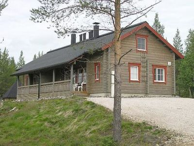 Photo for Vacation home Lustola a in Sodankylä - 8 persons, 3 bedrooms