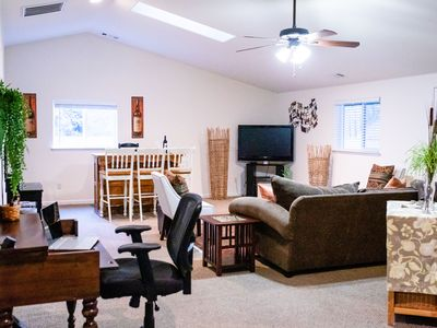 Photo for Studio In The Pines - Stay for Business or Fun!