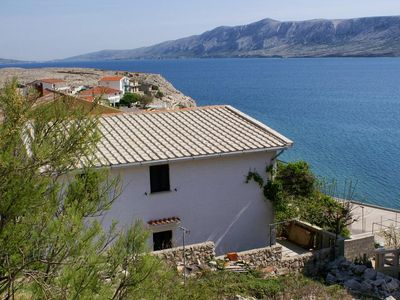 Photo for Apartment in Zubovići (Pag), capacity 4+0