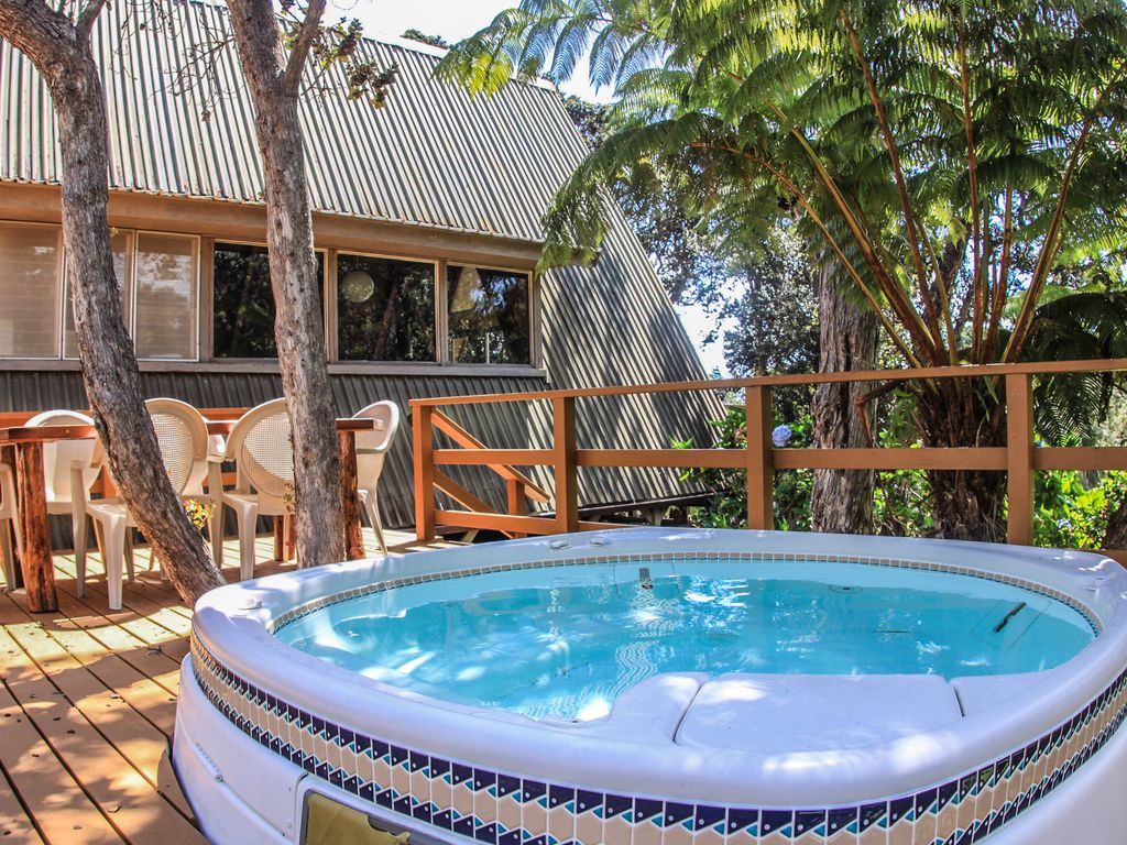 Lovely Cottage W/jacuzzi, Large Patio, BBQ, Mountain Views. Close To HVNP!