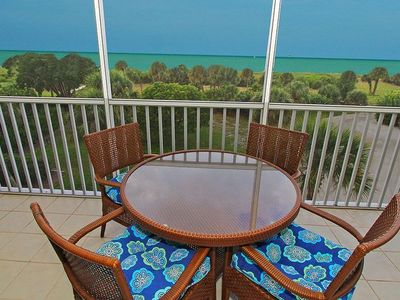 Photo for Beach Front, Two Bedroom Condo with Loft! South Seas Beach Villa 2237