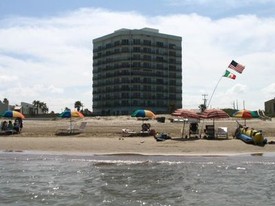 Photo for Awesome Beachfront Condo! * Summer on the beach!*