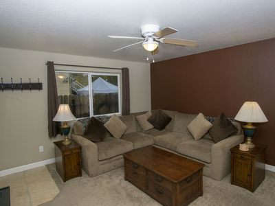 Photo for Pet-Friendly Off Street Parking Dream Rental-Centrally Located 3Bd/ 2 Bath