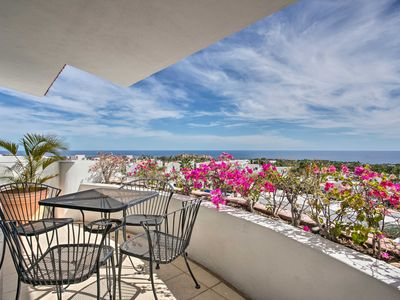 Photo for Cabo Penthouse w/Pools & Unbeatable Ocean View!