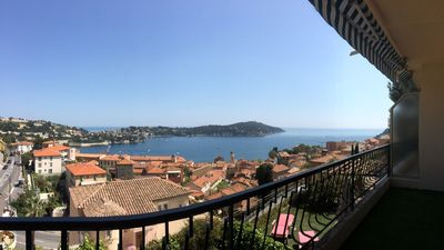 Photo for 3BR Apartment Vacation Rental in Villefranche-sur-Mer,