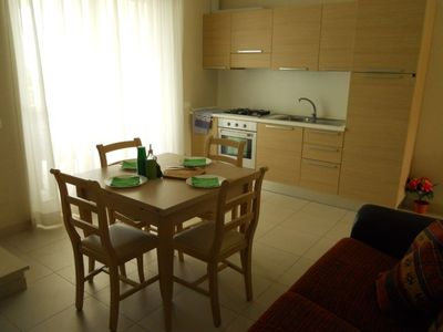 Photo for Apartment Cerrano Park in Pineto - 6 persons, 2 bedrooms