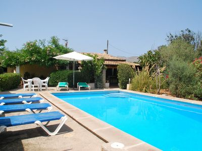 Photo for 3BR House Vacation Rental in Pollença, Illes Balearse