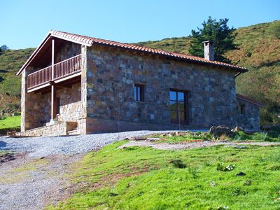 Photo for Renovated country house nestled in the glorious mountains of Lierganes