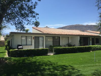 Photo for Spectular Huge Rancho Las Palmas  3 Bedrooms! On Golf Course.