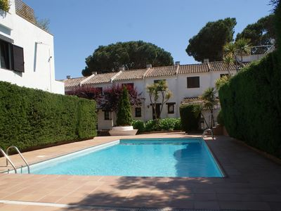 Photo for BEAUTIFUL APARTMENT WITH LARGE TERRACE OF 30MTS AND COMMUNITY POOL IN TORREVALENTINA
