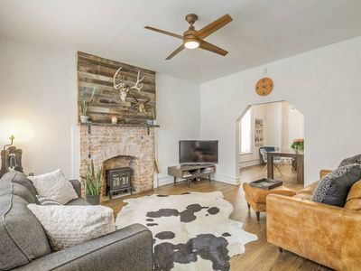 Photo for Rustic Home in 5 Points /RiNo - Sleeps 11!