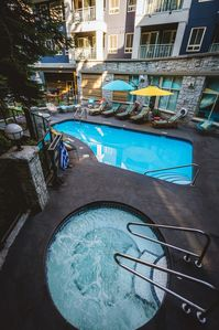 Photo for Boutique Pet-Friendly Studio + Shared Outdoor Hot Tub | Free Ski Shuttle Access