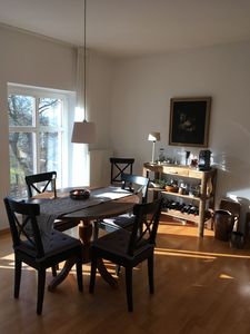 Photo for Comfortable apartment in the old four-sided courtyard in the theater village of Netzeband