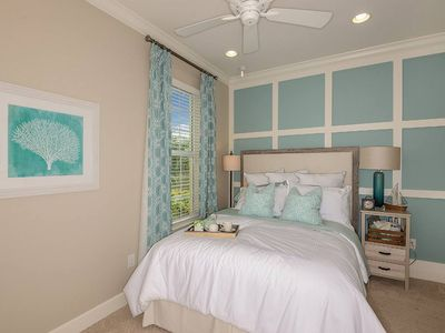 Photo for Brand New Construction. 3 bed 2.5 baths, less than a mile to the beach.