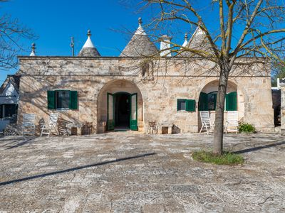 Photo for Stile e relax nei trulli by Wonderful Italy