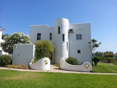 Photo for Grande Villa residence at sea Senhora da Rocha, 8 people, 4 bedrooms