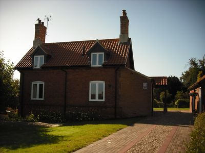 Photo for Fully modernised self catering cottage in Sherwood Forest, Nottinghamshire.
