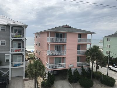 Photo for NEW Ocean View Condo Across From Beach Access