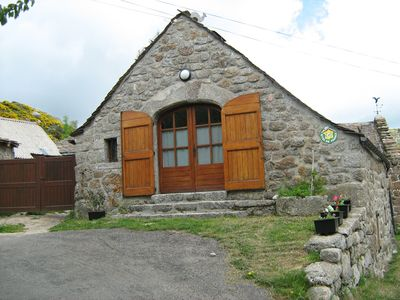 Photo for Renovated house in the heart of the Cevennes National Park.