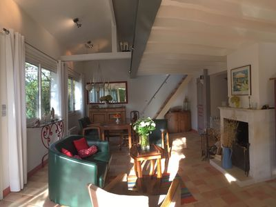 Photo for Rent house in Meschers / Gironde (17) near beach sleeps 6