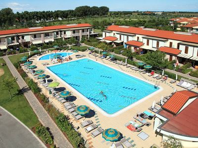 Photo for Apartment Ferienanlage Ai Faggi  in Caorle Lido Altanea, Adriatic Sea / Adria - 6 persons, 2 bedrooms