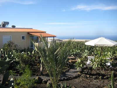 Photo for The house is located in Los Llanos / Todoque in the sunny western part at 275 meters above sea level.