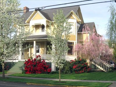 Photo for Distinctive Accommodations in Historic McMinnville