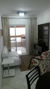 Photo for Apartment Vacation Rental in Praia Grande, SP