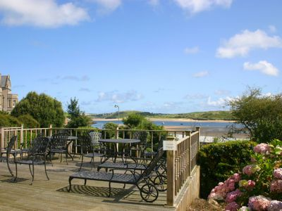 Photo for Apartment Treverbyn View in Wadebridge - Padstow - 2 persons, 1 bedrooms