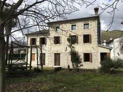 Photo for Entire house with garden nested in the Prosecco Valley