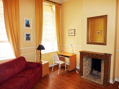 Photo for Apartment 86 m from the center of Brussels with Terrace, Washing machine (396931)