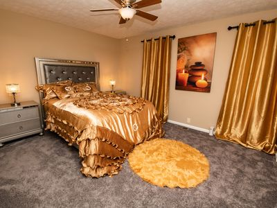 Photo for Enjoy Luxury, Comfort, Art & Style with everything you need at a standard rate
