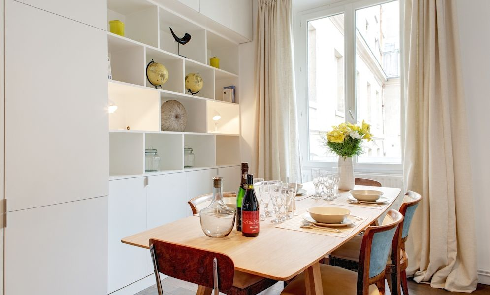 Property Image#2 Paris Apartment In 3rd Arrondissement, Two Bedroom Apartment  Paris, Short